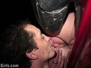 homemade amateur wife getting gangbanged