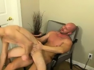 Gay XXX Mitch Vaughn is sick and tired of crappy customer se