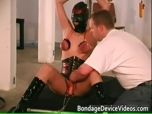 bound black wife