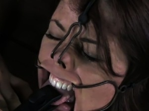 gagging throat young rough free porn