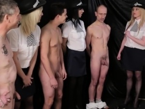 naked girl humiliated special exercises