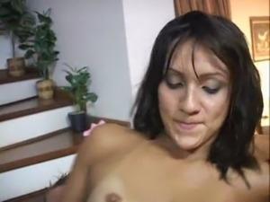 Brazilian girl fucked