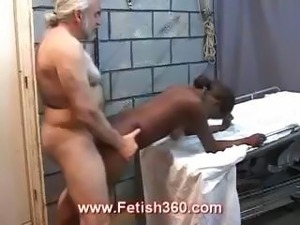ebony jerking off sexy