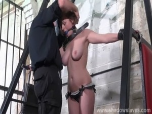 bondage whipped tits movies