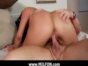 mature cougar video