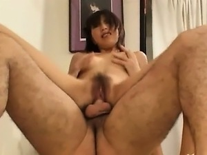 japanese lady fullload anal