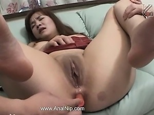 forced anal asian