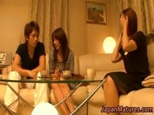 japanese porn video seduce mom