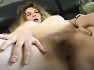 Young hairy black pussy