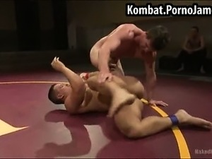 Hot girls wrestle