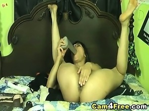 Amazing Multiple Squirting ORGASM!