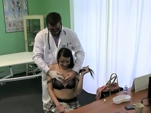 Doctors with big boobs