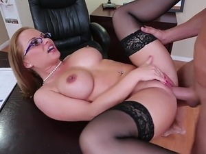 office handjob video