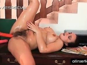 anal dildo young