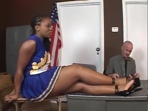 cheerleaders girls father daughter sex