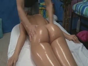 asian hien video massage