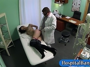 doctor massage video japan