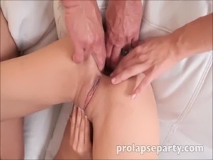 brutal anal fuck first timer