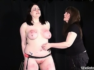 Naked slave girl auction