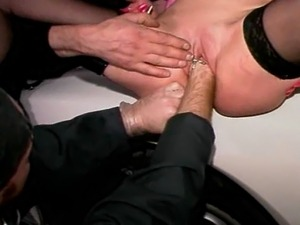 video of girl getting clit pierced