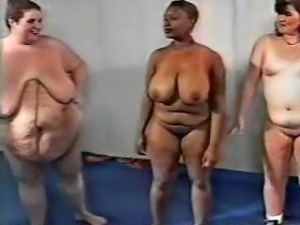 fat black girls video