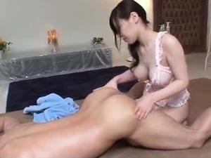japanese handjob massage