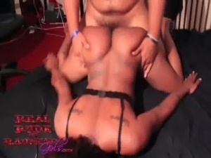 black amateur freaks for the hood