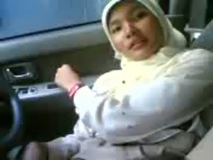 handjob video in car