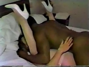 interracial lesbians making love