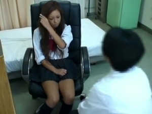 school girl cum facial movies