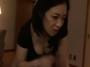 japanese mature cum