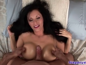 into girl shaved pussy