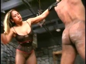 mature femdom young