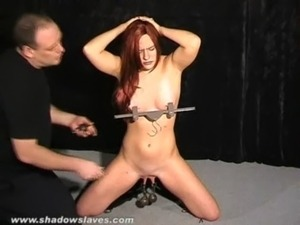 ebony machine torture sex