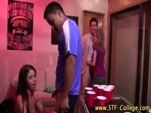 college cum swallo anal amateur party