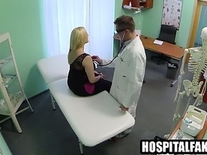 doctor examines girl movies