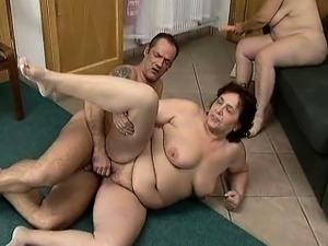 Dirty mature sluts go crazy sharing part4