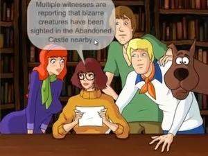 cartoon blonde porn