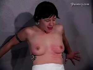 painful anal lesson video