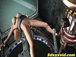 alien robot sex video