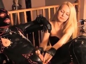 latex fuck wife