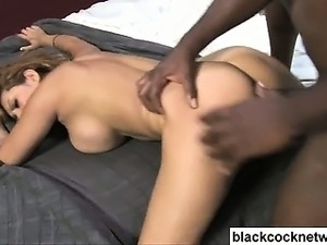 wife black big cock