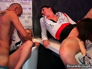 interracial drunk crack whore video