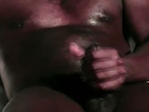 Hot Black Gay Gangsta do Anal Fucking Outdoor