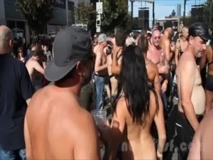 free black public nudity