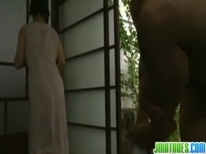 mature japanese mom