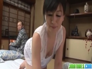 short japanese mature female getting fucked