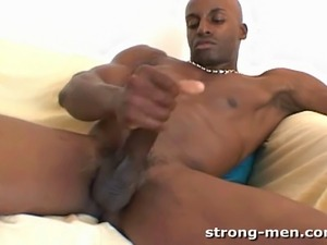 big black muscle dick
