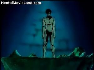 Anime bondage babe gets imprisoned  part2