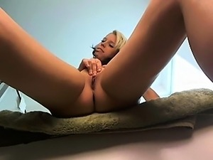 young amateur web cam